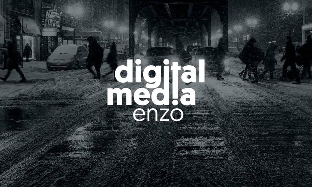Digital Media Enzo viert het tienjarige jubileum