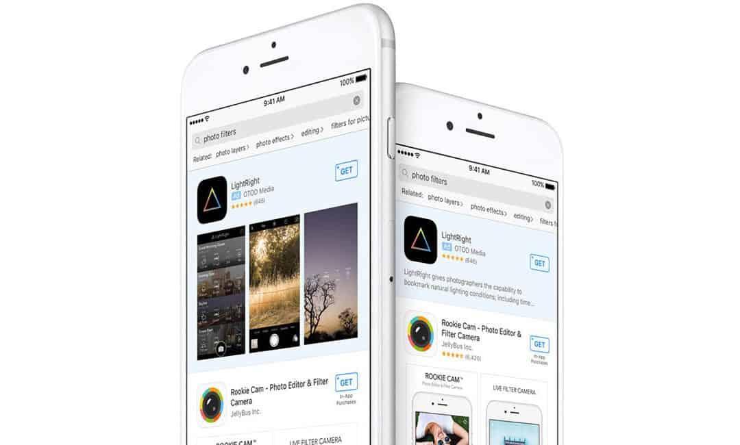 App Store tekstadvertenties gelanceerd