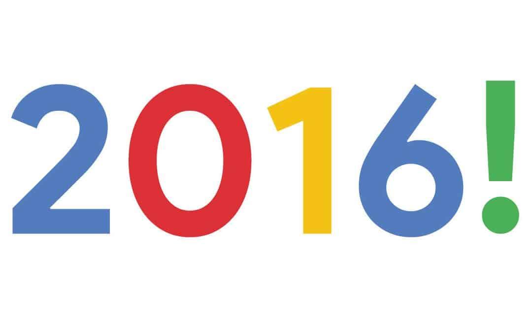 Populairste zoekopdrachten van 2016