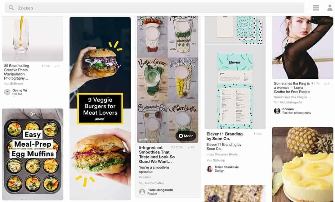 Pinterest Shop the look, LensBETA en Instant Ideas