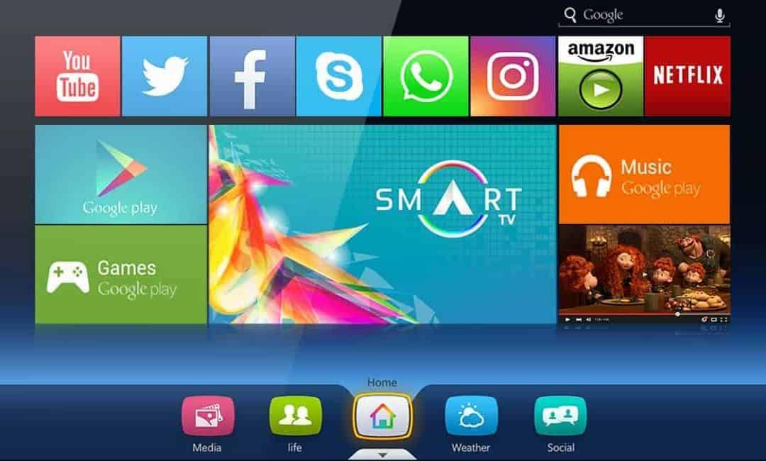Opmars Smart-TV: 42% van alle huishoudens