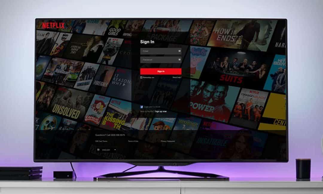 Wereldwijde test met Netflix advertenties
