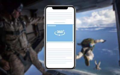 Ad van de maand: 360º video advertenties