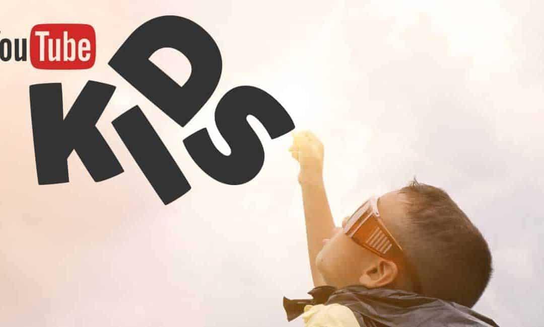 YouTube Kids begin 2019 ook in Nederland