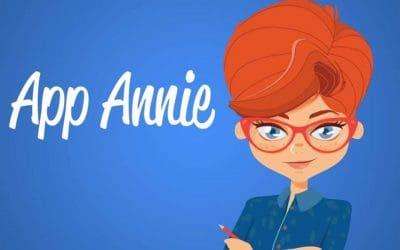 App Annie: app analytics en actuele markt data