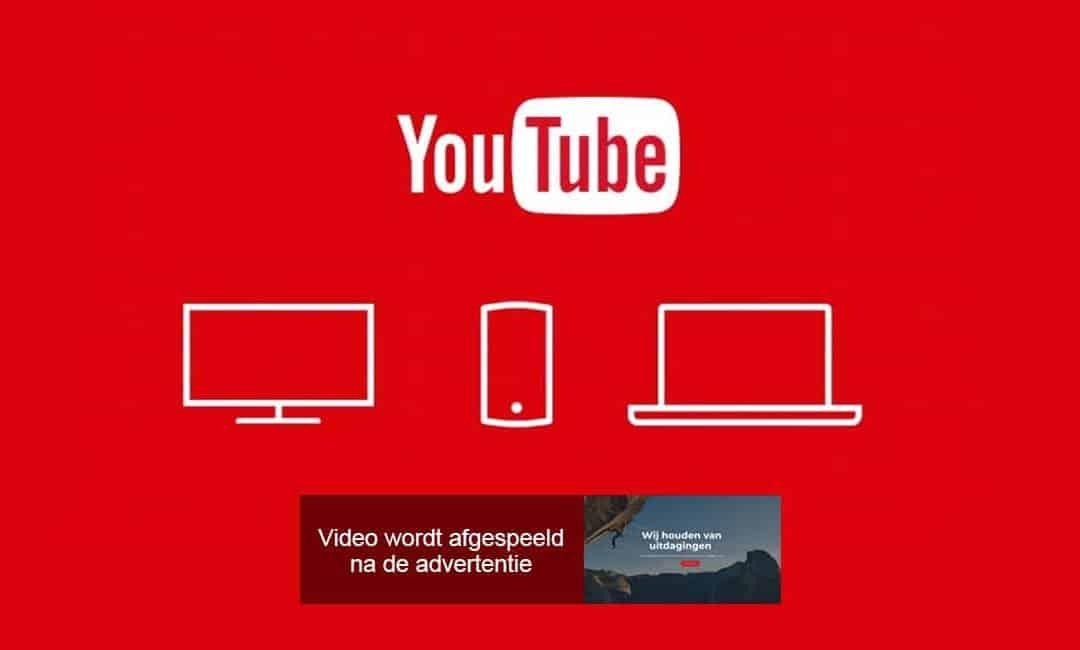 Youtube non-skippable Prerolls en Bumper Machine