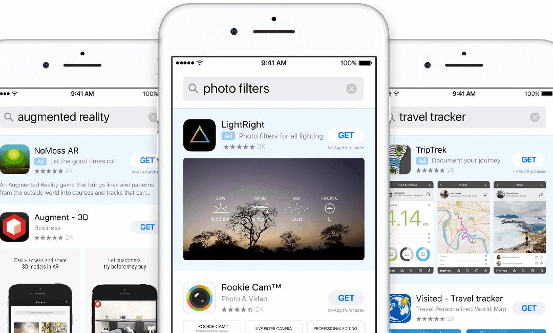 Adverteren met Apple Search ads