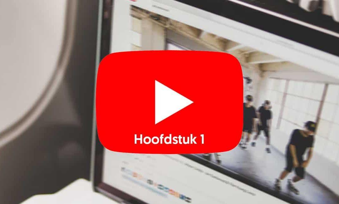 Navigeren wordt eenvoudiger met YouTube hoofdstukken