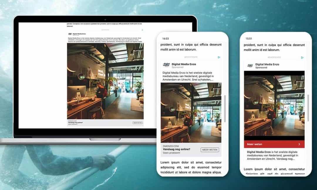 Nieuw: de Social Expand ad